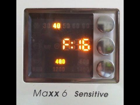 Bosch Waschmaschine Fehler F16