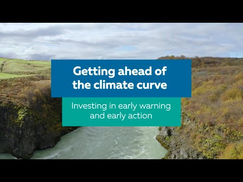 Getting ahead of the climate curve