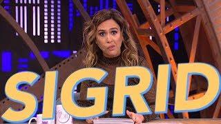 Sigrid - Ingrid Guimarães + Tatá Werneck - Lady Night - Humor Multishow