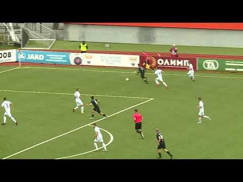 ФК «Тюмень» - «Сибирь» - 0:0. Данила Карпова дважды толкают в спину в штрафной гостей