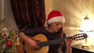 Happy New Year 2015  (classical Guitar)