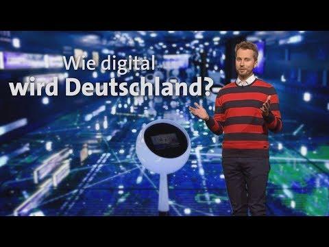 Wie digital wird Deutschland?