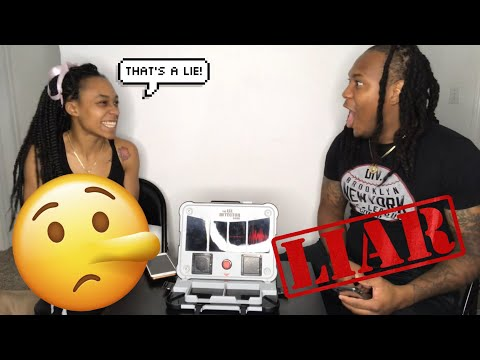COUPLES LIE DETECTOR TEST (HE WANTS HIS EX BACK)