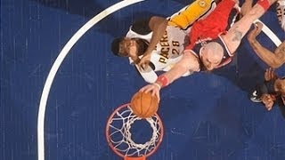 Marcin Gortat Dunks on Ian Mahinmi!
