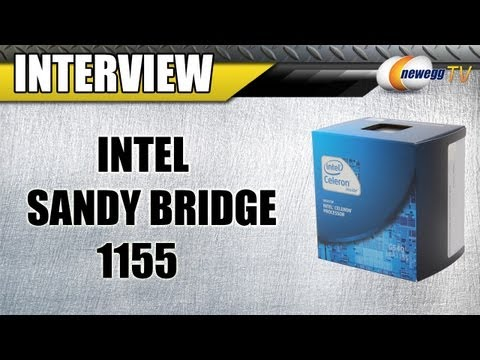 sandybridge - http://www.newegg.com At last, Intel has released the details of their new Socket 1155 computing platform! This platform has been anticipated by many for a l...