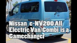 19/06/2014 Nissan e-NV200