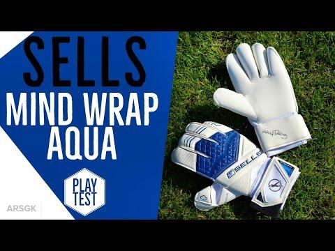 Sells Mind Wrap Aqua Goalkeeper Glove Review & Play-Test
