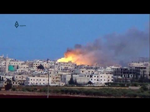 Sous les bombardements, Alep se meurt