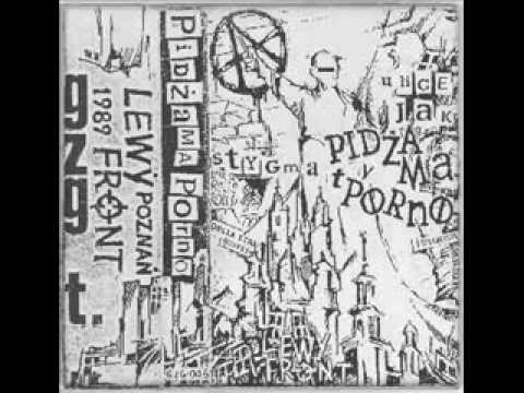 Tekst piosenki Pidżama Porno - Lewą marsz po polsku