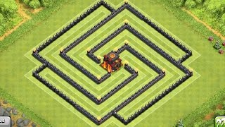 The Clash Of Clans Vidz presents tips and tricks + base designs for every TH level. Free Clash Of Clans gems : http://tinyurl.com/ntlhaw2 . Subscribe for more EPIC Clash Of Clans content !SEND IN YOUR BASE!If you have a base that you would like to send to me, please make sure it is:1. Symetrical !2.Your Own Base ! (Do Not Copy Someone Else's Base)3. Original Design !Send in a base that follows this criteria at: thecocvidz@gmail.comIntro Song : Aero Chord - SurfaceClick the link below to Subscribe to the #1 Clash of Clans channel! http://tinyurl.com/lxqcxy4Check this YouTube playlist for videos on how to get FREE GEMS in Clash of Clans!http://tinyurl.com/q8grzavWelcome to TheClashOfClansVidz, your one stop channel for everything Clash of Clans related.  I have many valuable tips and tricks to help you 3 star villages + raid hundreds of thousands of gold and elixir. Only here will you find the highest quality videos, dedicated solely for the game Clash of Clans! Song in video : https://www.youtube.com/watch?v=A2AydJcUKR8&spfreload=10