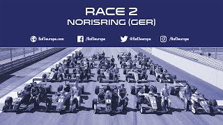 14th race of the 2017 season at the Norisring