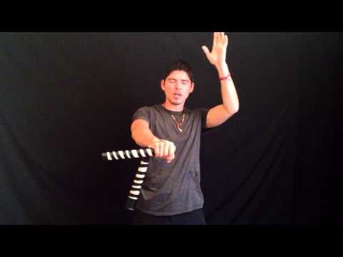 nunchucks - http://www.nunchakutricks.com/ Finishing the first 30 minute segment. You want to rock the chucks, you must learn hand rolls! This video is an important step...