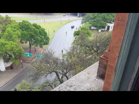 Seventh Floor View Of Dealey Plaza