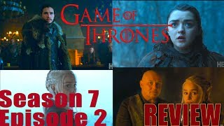 Tonight I will be doing a TV Review for Episode 2 for Game Of Thrones. The title for tonight's episode is Stormborn. This is the...