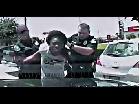 People Resisting Arrest Compilation