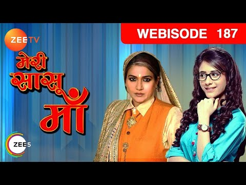 Meri Saasu Maa - Episode 187 - September 05, 2016