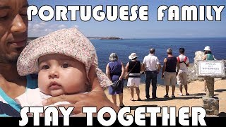➡️STAY WHERE WE STAYED: https://www.homeaway.co.uk/p6572279Something we've noticed about Portugal. It is very family friendly, and Portuguese families seem to stick together. It's nice, and a good observation of this country.➡️BECOME AN 8-MILER: http://www.patreon.com/8milesfromhome➡️Find Out More ABOUT US: http://thesetinymoments.one🎦 SUBSCRIBE to our cinematic family video diary channel 'These Tiny Moments' : http://bit.ly/subTTM🚙-WHO WE ARE:BRITISH FAMILY VLOGGERS Sacha & Jmayel are '8 Miles From Home', a unique representation of a real life adventure. Following the lives of a Man, Woman, Baby & Dog as expats in Asia and now in Europe. Now LIVING IN PORTUGAL, creating a DAILY VLOG documenting the lives of 2 English film makers making a new life for themselves with Eden the dog and a baby Story. Subscribe to stay up to date. New videos every weekday.📭 Postal  Correspondence Address (mail and letter items only)-Jmayel El-haj - Unit 11130, PO Box 6945, London, W1A 6US📦 Parcel  Courier Point Address (parcel and courier delivery only)-Jmayel El-haj - Unit 11130, Courier Point, 13 Freeland Park, Wareham Road, Poole, Dorset, BH16 6FH, UK.*SUPPORT OUR CHANNEL MONTHLY: http://www.patreon.com/8milesfromhome*Eden's Dog Bandana's (RTBs): http://DandieDogs.com *Dog Sanctuary: http://OneWorldSanctuary.orgVLOG CAMERA = http://bit.ly/SONYVLOGCAMERASLR CAMERA = http://bit.ly/CANONSLRBODYYOUTUBE: http://bit.ly/SUBSCRIBEonYTFACEBOOK: http://facebook.com/8milesfromhomeTWITTER: http://twitter.com/8milesfromhomeINSTAGRAM: http://instagram.com/8milesfromhomeCAMERAS & EQUIPMENT: http://bit.ly/cameras-equipmentPLACES WE GO MAP: http://bit.ly/PlacesWeGoMapFor collaborations and business inquiries, please contact via email.TAGS: FAMILY VLOG, VLOGGERS, BABY, CHILD, DOG, BRITISH, EXPAT, PORTUGAL, EXPAT LIFE, REAL LIFE, EXPATS, EXPAT VLOG, DAILY VLOG, 8 MILES FROM HOME, BEHIND THE SCENES, ADITL, A DAY IN THE LIFE VLOGS, 2 FILM MAKERS, MARRIED COUPLE, CINEMATIC DAILY VLOG, CINEMATIC VIDEO DIAR