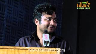 Bobby Simha at Jigarthanda Movie Press Meet
