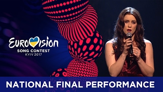 Lucie Jones will represent the United Kingdom at the 2017 Eurovision Song Contest with the song Never Give Up On You. She won the national selection 'Eurovis...