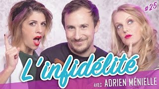 Video L'infidélité (feat. ADRIEN MENIELLE) - Parlons peu... MP3, 3GP, MP4, WEBM, AVI, FLV November 2017