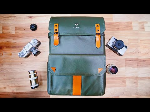 Vinta S Series  Travel Bag type  II  The Modern Traveler