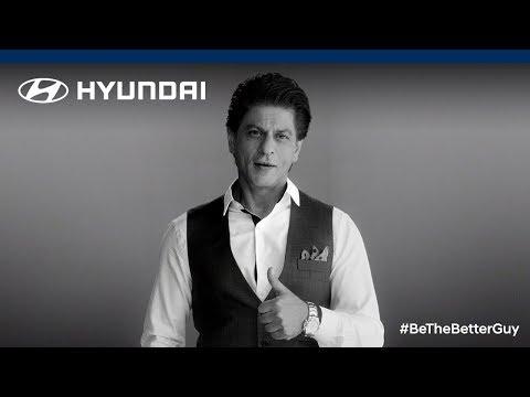 Hyundai-Hyundai | #BeTheBetterGuy | Meet the Better Guy feat. Shah Rukh Khan
