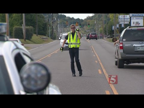 Franklin Police Officer Dances To His Own Beat