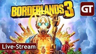 Borderlands 3 - PC-Livestream von 12:00 bis 20:00 Uhr
