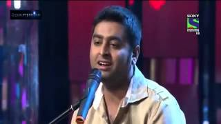 Arijit Singh Live Performance With A Girl
