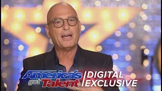 Howie Mandel: All Of His Worst Jokes - America's Got Talent 2017