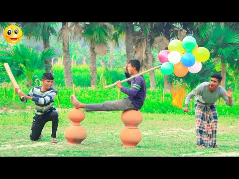 Indian New funny Video😄-😅Hindi Comedy Videos 2019-Episode-135--Indian Fun || ME Tv