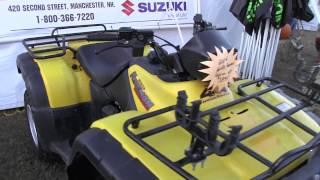 10. 2004 Honda Rubicon Foreman ATV 4x4