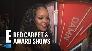 Rihanna Debuts New Lingerie Collection Savage X Fenty | E! Red Carpet & Award Shows