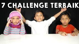 Video 7 CHALLENGE TER BAIK - 7 SECOND CHALLENGE | Muntaz Halilintar MP3, 3GP, MP4, WEBM, AVI, FLV Mei 2019