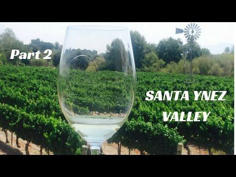 Santa Ynez Valley Wine Tasting