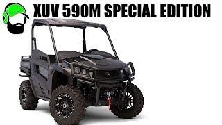 5. John Deere XUV590m Special Edition