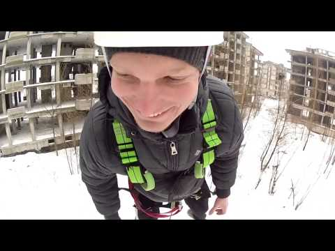 8 ПОВЕРХ ↗ Прыжки с веревкой ↗ МАКЕЕВКА 09.02.2014 №1 (видео)
