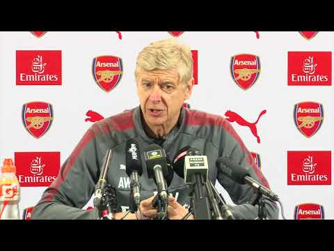 Wenger categorically rules out Ozil & Alexis January departures (видео)