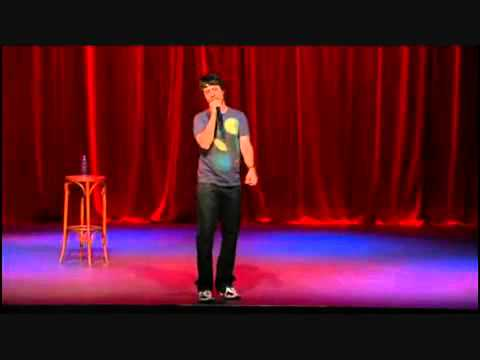 Arj Barker Standup - Balls - Comedy