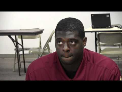 Cameron Erving Interview 5/16/2012 video.
