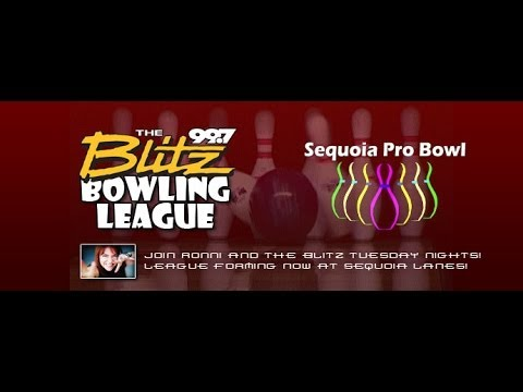 Blitz Bowling League is Back!