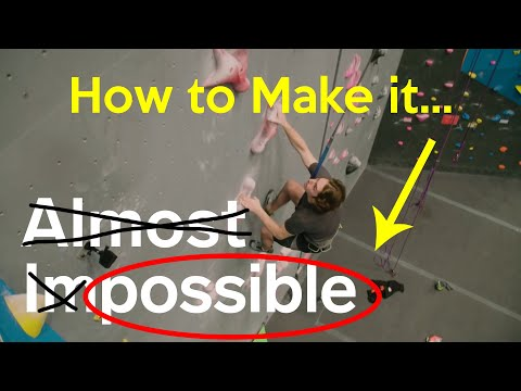How To Make It Possible To Climb 15 Meters in 5 Seconds (Wired Deep Dive) | Ft. John Brosler