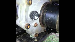 9. Arctic Cat Differential fluid change