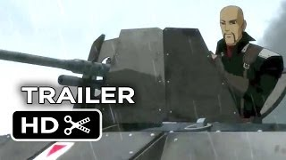 Nonton War of the Worlds Goliath Official Trailer #1 (2014) - Animated Sci-Fi Movie HD Film Subtitle Indonesia Streaming Movie Download