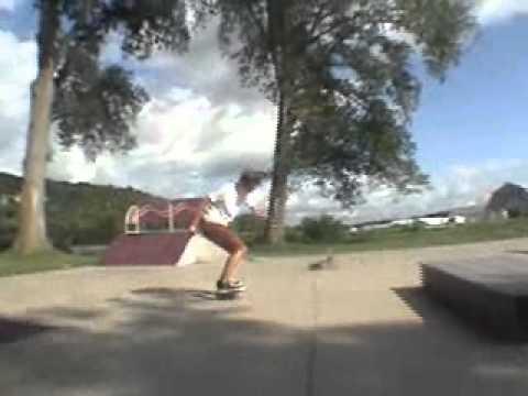 Decorah Skate Park Montage