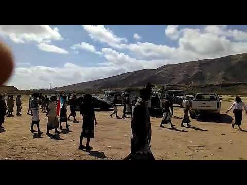 اعدام ميداني من قبل مليشيات الإخوان ضد مدني يرفع علم الجنوب في محافظة شبوة