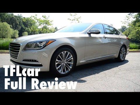 2015 Hyundai Genesis Review Take 2: A game changing  affordable luxury sedan?