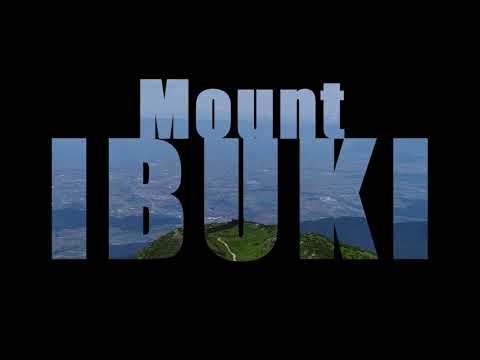 JAPAN TRAVEL: Superb View of Ibuki 【Kyoto Day Trip・Hiking・Cool Mountain Trail・Car-Accessible Peak】