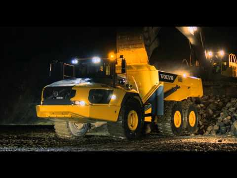 Introducing the Volvo A60H