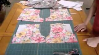 Spring/Summer Romper Tutorial - YouTube